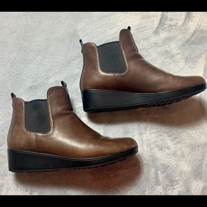 Cole Haan Grand OS Waterproof Slip on Boots 11 B